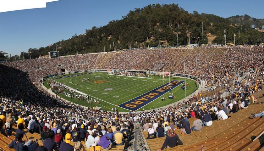 Cal Memorial Stadium. Photo Credit: Steve Shupe | Under Creative Commons License