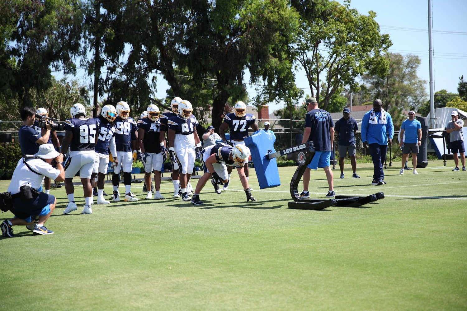 The Chargers Defensive Line: Final Grades