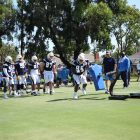 Los Angeles Chargers Defensive Line 2019 Training Camp. Photo Credit: Ryan Dyrud | The LAFB Network