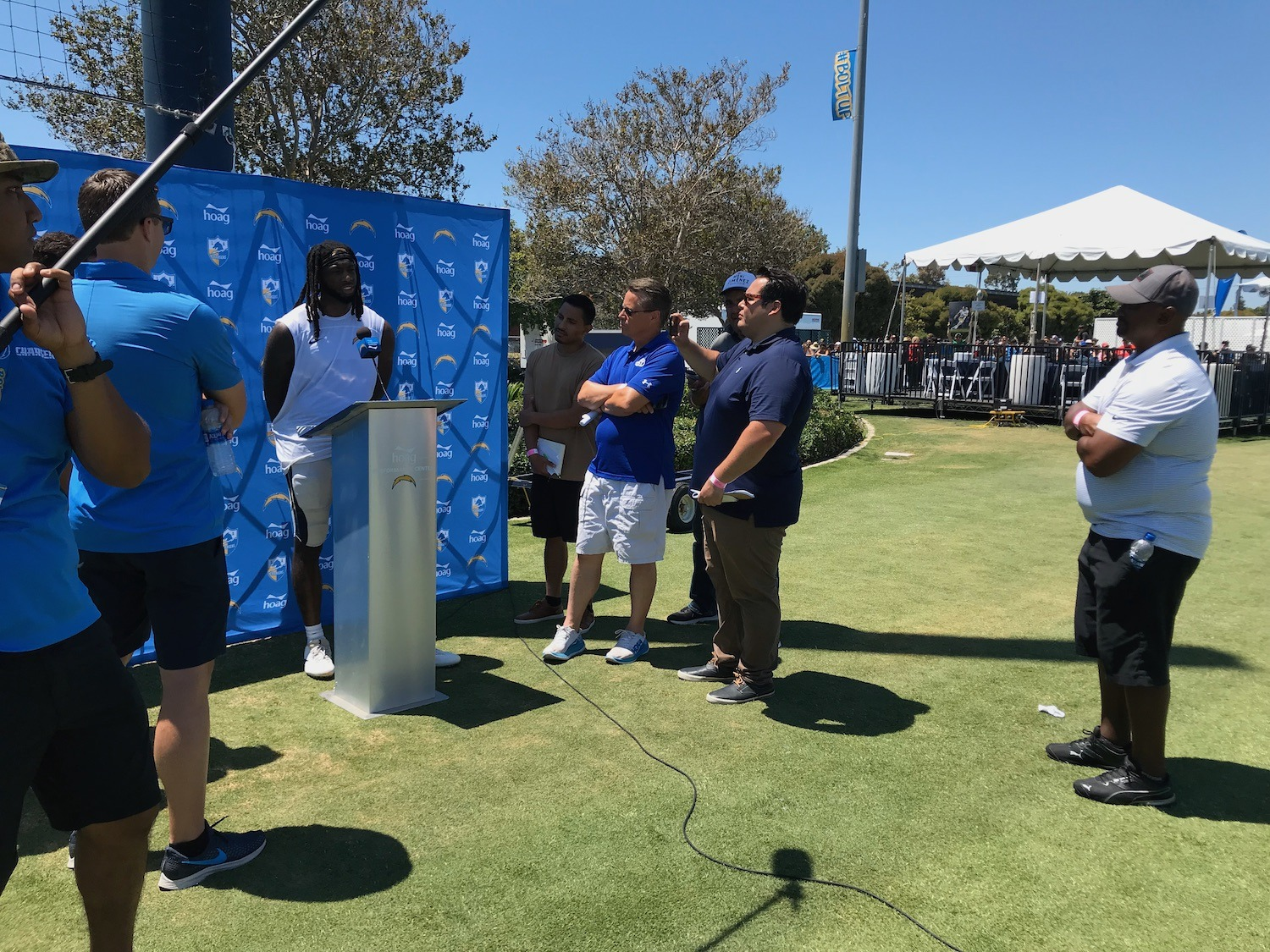 One Breakout Chargers Star On Offense And Defense