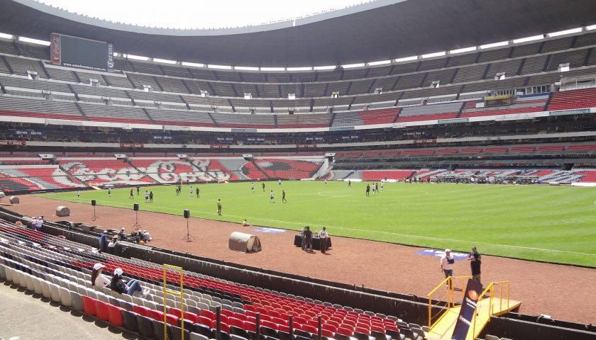 Estadio Azteca. Photo Credit: The Stadium Guide | Under Creative Commons License