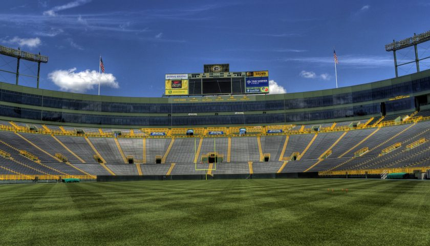 Lambeau Field. Photo Credit: Larry Darling | Under Creative Commons License