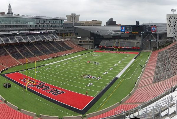 University of Cincinnati Nippert Stadium. Photo Credit: Wikimedia Commons | Under Creative Commons License