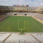 Arizona State Sun Devil Stadium. Photo Credit: Nick Bastian   Under Creative Commons License