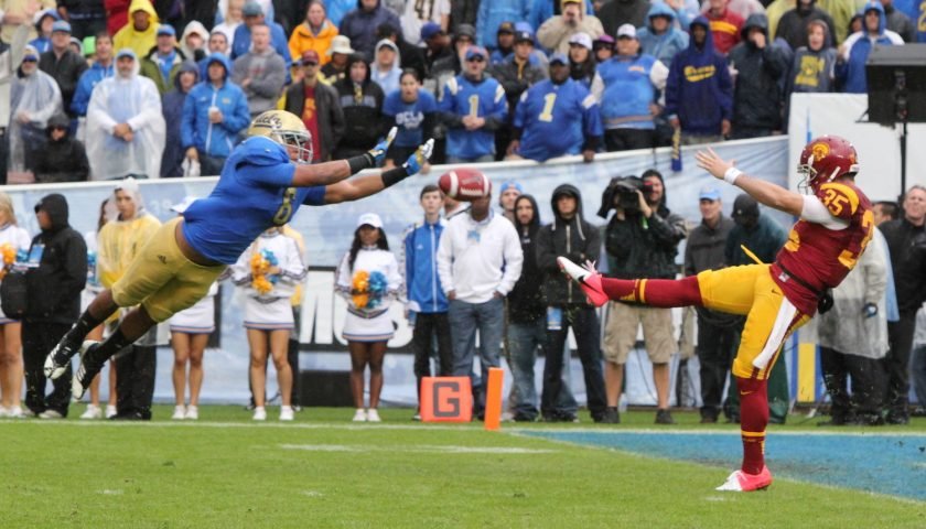 UCLA Vs USC. Photo Credit: Neon Tommy | Under Creative Commons License