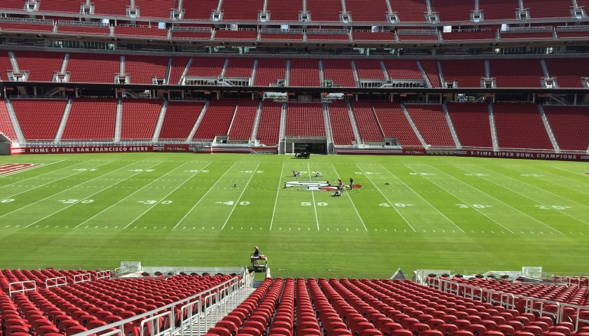 Levi's Stadium, Home Of The San Francisco 49ers. Photo Credit: Jay Galvin | Under Creative Commons License