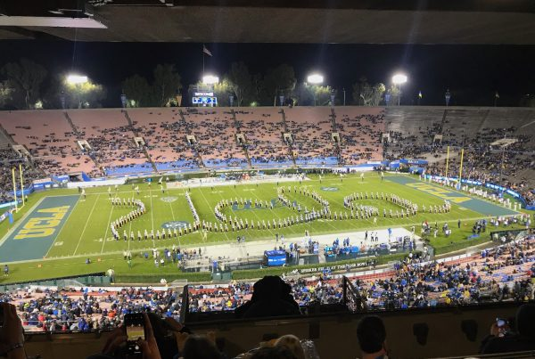 UCLA Vs Cal At The Rose Bowl. Photo Credit: Ryan Dyrud | The LAFB Network