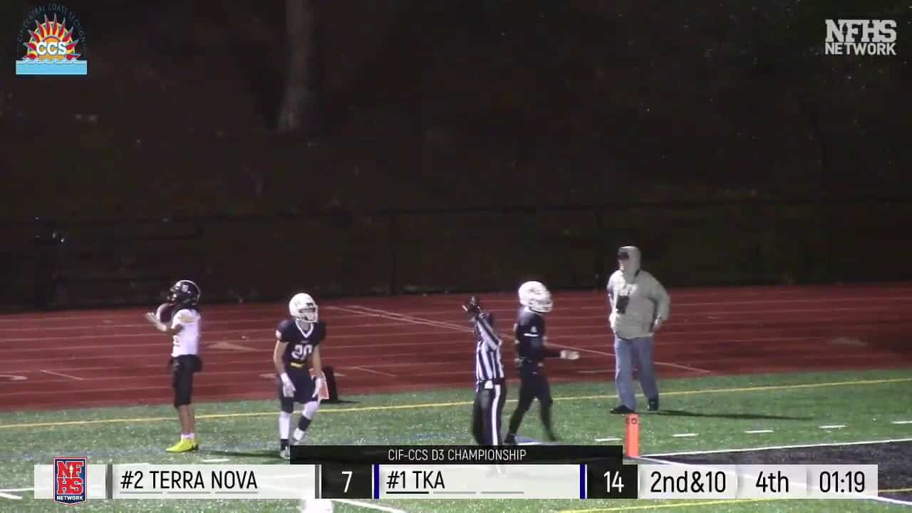 The King's Academy Vs Terra Nova Highlights