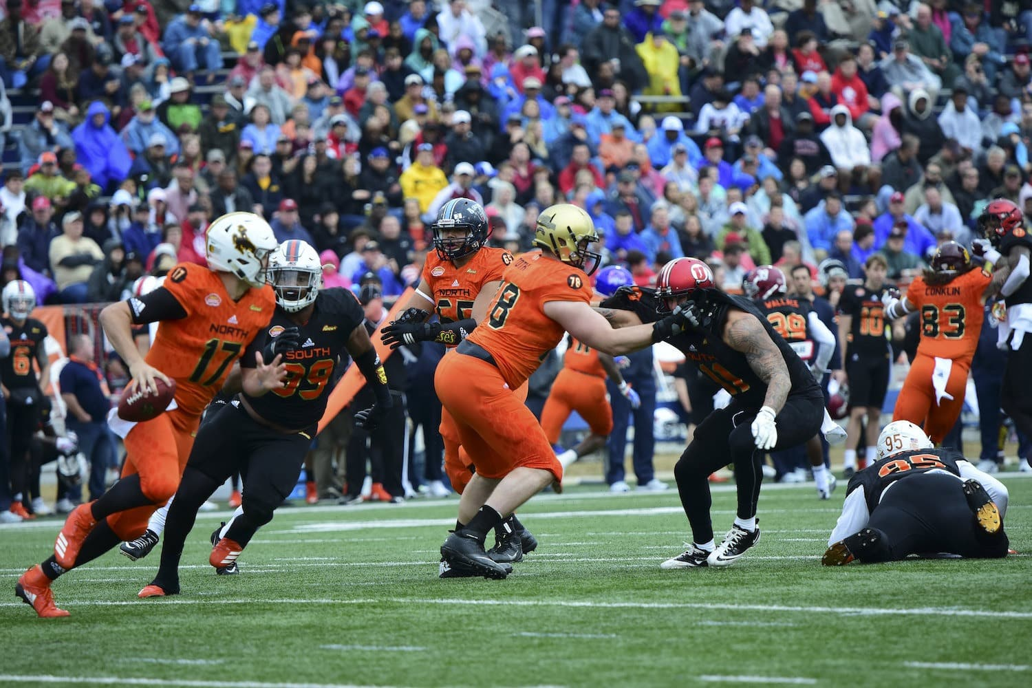 Los Angeles Chargers: 5 Senior Bowl Players To Watch