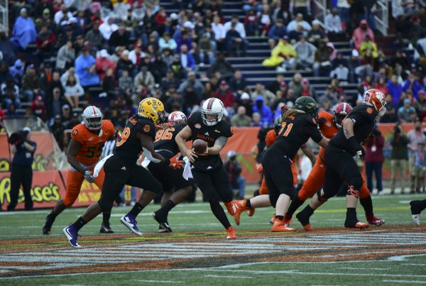 Reese's Senior Bowl. Photo Credit: Brandon Sierra | Under Creative Commons License