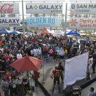 LA Wildcats FanFest. Photo Credit: Kevin Carden | LA Wildcats