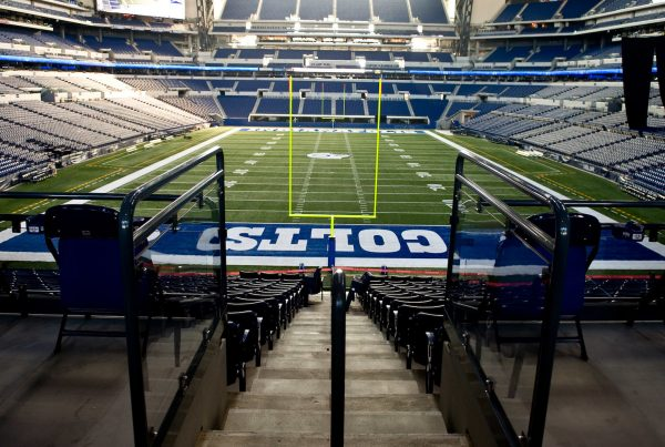 Lucas Oil Stadium. Photo Credit: Josh Hallett | Under Creative Commons License
