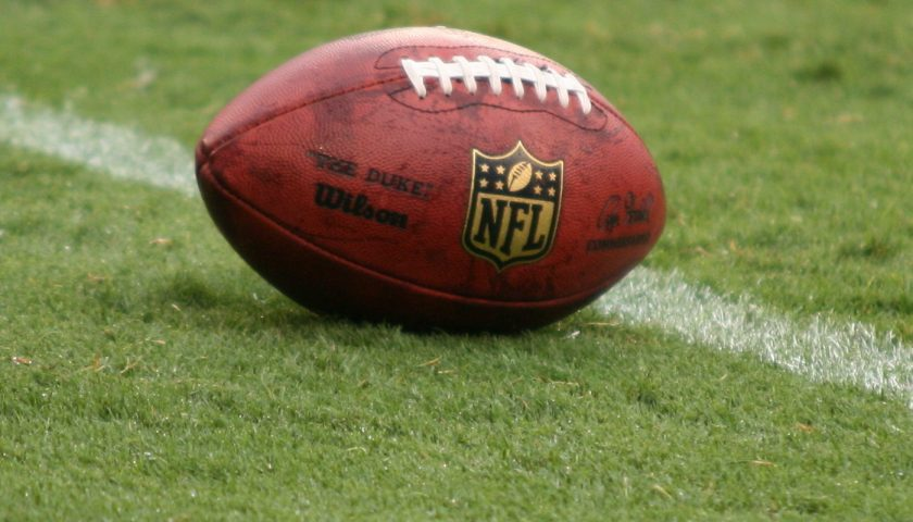 NFL Football. Photo Credit: Parker Anderson | Under Creative Commons License