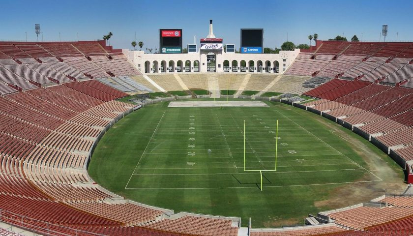 Los Angeles Memorial Coliseum. Photo Credit: Aldipix | Under Creative Commons License