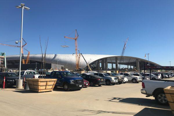 SoFi Stadium. Photo Credit: Ryan Dyrud   The LAFB Network