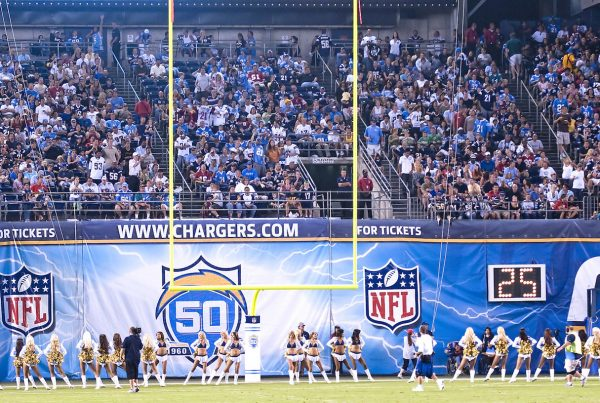 Chargers Stadium In San Diego. Photo Credit: Dirk DBQ | Under Creative Commons License